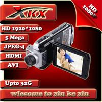Precio de Cámara espía venta caliente-Venta caliente 5mega 1080p HD de vídeo de la cámara DVR del coche registrator grabadora espía leva cuadro negro F900 Fre