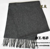 Wholesale 100 Cashmere Wool Men s Fashion Scarf Scarves GB