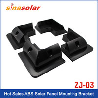 Wholesale Hot Sales ABS Solar Panel Mounting Bracket