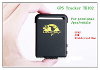 Wholesale Promotion factory selling TK102 Vehicle Car GPS tracker TRI bands GPS trackin