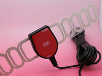 Wholesale GPS CAR Digital TV Antenna DVB T Booster Aerial M cable SMA connector High Quality