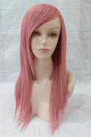 Cheap Pink Wig Best European Wigs  party wig