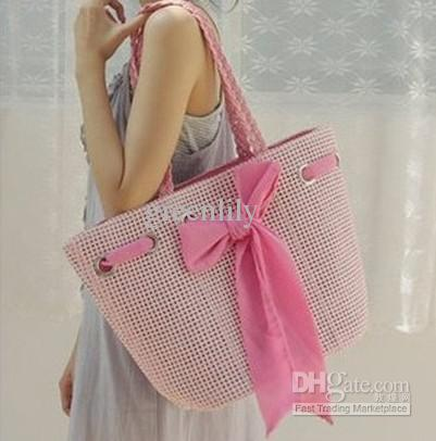 2016 Cheap Straw Bags Woven Bag Shoulder Bags Beach Idyllic ...