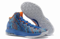Mid Cut Men PU 2013 New Style Basketball Shoes KD V Sneaker Skin Upper Basketball Shoes Sneakers Sport Shoes