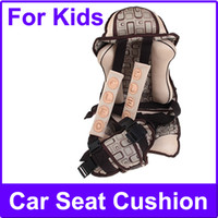 Wholesale Multi function Safety Car Cushion for Kids Coffee