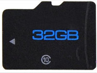 Wholesale new Brand GB MICROSD CLASS MICRO SD HC TF FLASH REAL