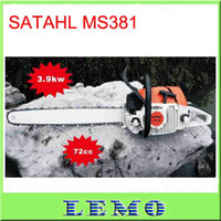 Wholesale MS381 Stihl CHAIN SAW CC KW quot quot Guide Bar Cylinder Chainsaw