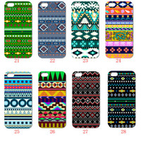 aztec design iphone cases - Unique Newest Designs Aztec Pattern hard white case back cover for iPhone th G