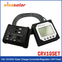 Wholesale 10A V V Solar Charge Controller Regulator CRV10set