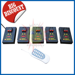 DHL FedEx free shipping+10 channels Fireworks Firing System +CE FCC passed