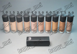 Wholesale Best Selling Makeup Matchmaster Foundation SPF ML all colors free gift