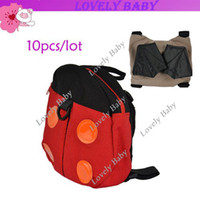 Wholesale 10pcs Lovely Baby Kid Safety Harness Strap Baby keeper baby packbag kids backpack Fre
