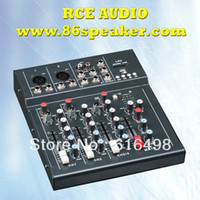 Wholesale New Compact Professional Power Mixing console With USB MP3 input DJ mixer pro audio equipment