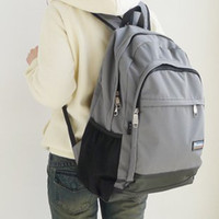 Wholesale 2012 New nylon Mens backpack backpack computer bags for large capacity backpack leisure backpack Kor