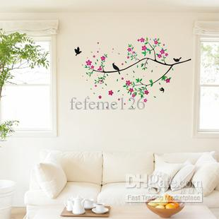 Country Wall Decals For Living Room Fishing Poles