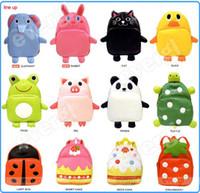 Wholesale 12 Style Baby Toddler Kid Child Cartoon Animal Backpack Schoolbag Shoulder Bag