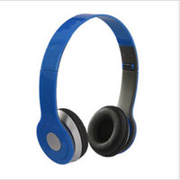 as show   Multi-Color On-ear Headphone supported by phone computer Music Player