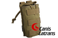 Wholesale Hot Sale Molle Multi Fuction Pouch Hunting Accessories Tactical Radio Pouch CL6