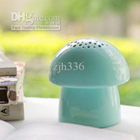 Wholesale New Arrive Mushroom Shape Air Purification Diffuser Mushroom Humidifier Machine