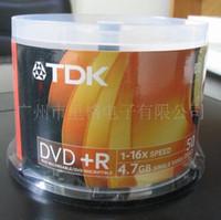 dvd media - New TDK X DVD Media DVD R Blank Discs Printable Record G Min One Roll Discs