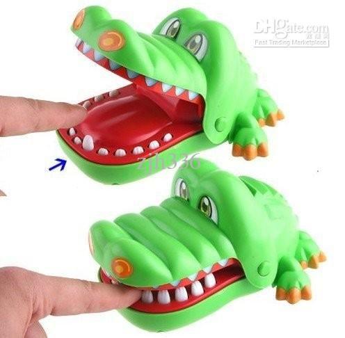 how to fix crocodile dentist toy