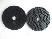 Wholesale Diamond Flexible Wet Polishing Pad for marble and granite polishing