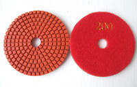 Wholesale High quality Diamond Flexible Wet Polishing Pad for marble granite and concrete