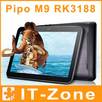 Wholesale 10 quot Pipo M9 RK3188 Quad Core Tablet PC IPS II Screen G RAM Cortex A9 GHz Android Bluetooth