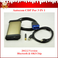 Wholesale Best Price Autocom CDP Pro IN with M6636B OKI Chip amp Bluetooth obd4