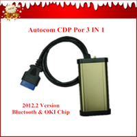 Wholesale Autocom CDP Pro Release Autocom Universal Diagnostic Tool with OKI Chip and Bluetooth obd4