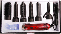 Wholesale Kemei multi function in hair dryer hair care hairdressing tool device