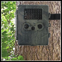 Wholesale digital trail camera operates day and night megapixels LED screen Ah dhl