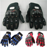 Wholesale Motorcycle Racing Accessories amp Parts Bike Bicycle Full Finger Protective Gear Gloves Free Drop Ship