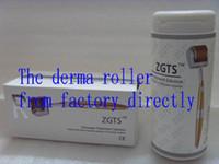 Dropship ZGTS derma roller 192 titanium needles, Titanium al...