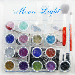 Wholesale Glitter Tattoo kit color brushes glue stencil USA