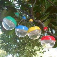Wholesale 7 led solar lamp solar lights up the sun expert lantern garden light controlled large solar light