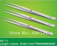 Wholesale 20 OFF AK High Precision Anti Static Stainless Steel Slant Nipper Tweezers mm length for Picki