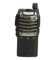 Wholesale IP6 Water proof Dusty proof Anti wrestling UHF W CH Walkie Talkie Black TG PLUS A1010A
