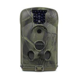 Wholesale Ltl Acorn MC Hunting Trail Camera Game Scouting Camera HD Video Hunting M M Pixel IR Flash Q2008J