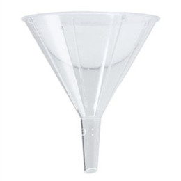 Wholesale Send From US All Type Funnels laboratory Clear PS Plastic Funnels Short Stem mm Pack of