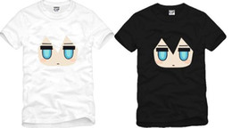 free shipping japanese anime tshirt black rock shooter BRS t shirt short sleeve t-shirts man t shirts 6 Color 100% cotton