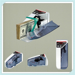 Wholesale Mini Portable Bill Cash Count Money Currency Counter V30 S648