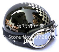 Wholesale Goggles Motorcycle Half Face Motorbike Victory Motorcycle Racing Helmet J