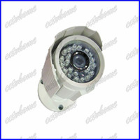 CCD Indoor 24 LED High Resolution Sony HAD 24IR 600TVL Video CCTV camera Outdoor Security system