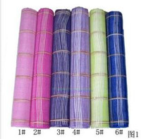 Wholesale Four wire yarn the white line Shawang flowers packing material