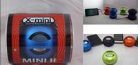 Wholesale X MINI XMINI xmini mini Capsule Speaker Mini USB Charger Mini Hamburg Speaker Subwoofers Colors
