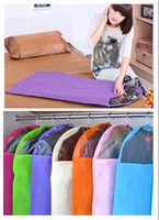 Wholesale Home Dress Clothes Garment Suit Cover Bags Dustproof Storage Protector From Dust