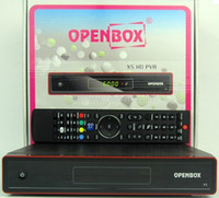 Wholesale Original Openbox x5 HD PVR WIFI P Full HD Digital Satellite Receiver Support CCcam