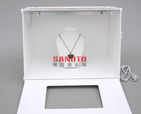 Wholesale SANOTO MK50 Professional Portable Mini Photo Studio Photography Light Box Photo Box A041B003