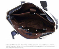 Wholesale MS Japan amp South Korea hit color handbag genuine Men s Business leather briefcase trend bag